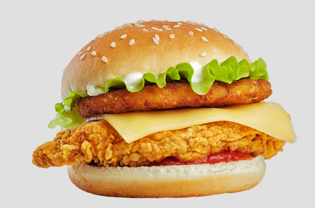 Chicken Burger Single